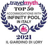 Italy infinity pool hotels