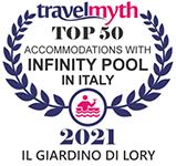 Italy infinity pool hotels